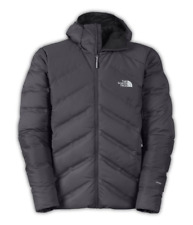8b83b540b9 The North Face Men s M TNF Black Fuseform Dot Matrix Hooded Down Jacket NWT   399