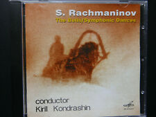 Kirill KONDRASHIN: RACHMANINOV The Bells + Symphonic Dances CD