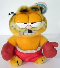 1980 Dakin Fun Farm Garfield Boxer Plush Doll With Tag 32-6750
