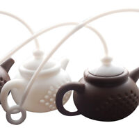 gadget teiera forma the infusore le foglie di tè filtro diffusore colino