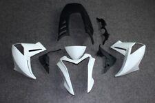 Injection Fairing Kit for KAWASAKI ER6N 2009-2011 ER-6N 2010 Unpainted White ABS