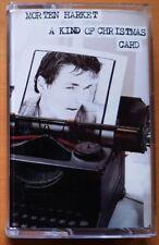Morten Harket ★ A Kind of Christmas Card ★ UK 2-TRack CASSETTE Single 1995 a-ha