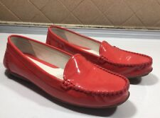Geox Respira Driving Coral Color Women's Sz 38