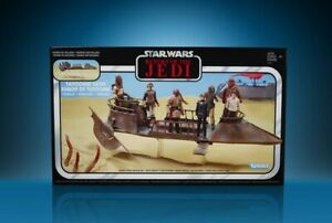 Jabba's Tatooine Skiff Star Wars Vintage Collection Return of the Jedi TVC BNIB