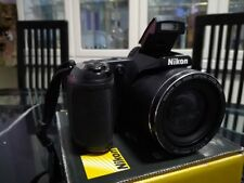 Fotocamera Digitale Nikon Coolpix L340 20.2 MP HD 720p 28x Bridge