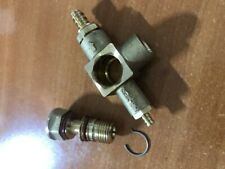 INTEGRATED SAFETY - ANTI VAC WITH GAUGE CONNECTION (NO PRESSURE SWITCH)