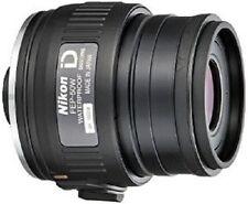 Nikon Fieldscope Eyepiece FEP-50W for EDG series EMS F/S Japan