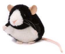 Black & White Mouse collectable plush soft toy - Kosen / Kösen - 7210 - 8cm