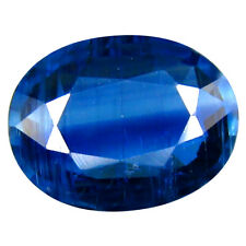 2.86 ct AA+ Significant Oval Shape (11 x 8 mm) Blue Kyanite Natural Gemstone