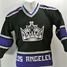 Los Angeles Kings NHL Hockey KOHO Jersey Size Youth L/XL EUC
