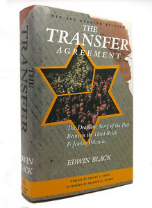 Edwin Black THE TRANSFER AGREEMENT  New and Updated Edition