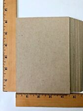 "Chipboard - Cardboard  Postcards - 28 Per Pack. (6""  x 4 1/4"") - NEW"