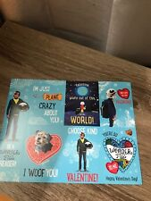 WONDER MOVIE PROMOTIONAL PAGE OF VALENTINES TO PROMOTE THE MOVIE