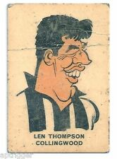 1968 Sun Valley Twisties Len THOMPSON Collingwood (You Will Receive) ****