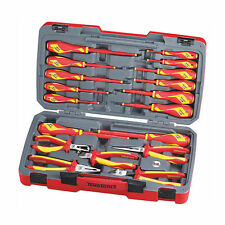 Teng Tools Tv18N - 18 Piece Pliers and Screwdriver 1000 Volt Tool Set