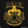 STAR WARS Chewbacca Chewie Wookie Tie Fighter Rebel Alliance Mens T-Shirt M-2XL