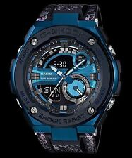 Gloss Stainless Steel Case Analogue & Digital Wristwatches