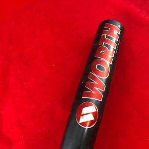 Worth PowerFlex LW4 - 7 oz  29 in 22 oz Little League Bat