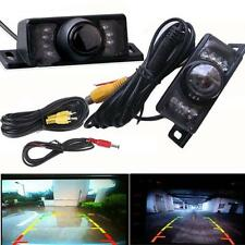 Night Vision Parking Car Rear View Wide Angle LED Reversing CMOS Backup Kamera