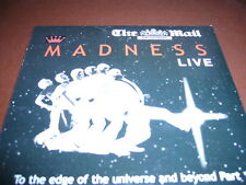 Madness Live - To the Edge of the universe and beyond part 1, mail promo disc