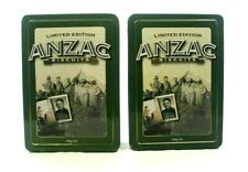Biscuit Tins ANZAC Limited Edition x 2