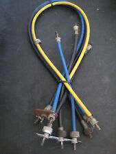 61 62 63 64 Cadillac Buick Oldsmobile 6-Way Power Bench Seat Actuator Cable Set