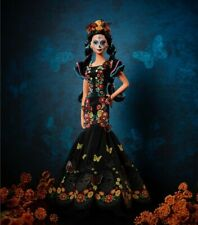 Barbie Dia De Los Muertos Day of The Dead Doll In Hand Ready to Ship