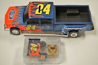 1/24 Jeff Gordon #24 DuPont 2005 Dually Tailgate Set by Action - 1 of ONLY 1,440