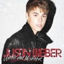 Under The Mistletoe 0602527833903 by Justin Bieber CD