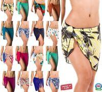 COQUETA SWIMSUIT Pareo Skirt Beach cover up  Bikini Cover up Sarong Wrap SEXY s