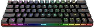 DIERYA DK63 Wireless 60% Mechanical Gaming Keyboard Brown Switch Bluetooth Wired