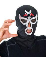 Masques et loups noir sport pour déguisements et costumes