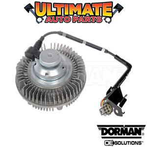(Electronic) Fan Clutch (5.9L Cummins Diesel) for 05-09 Dodge Ram 4000 Pickup