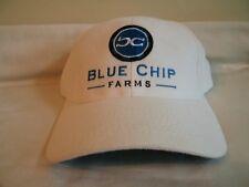 NWOT, BLUE CHIP FARMS BALL CAP / HAT, ADJUSTABLE