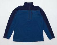 Mountain Warehouse Mens Size S Fleece Blue Jacket
