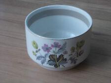 Vintage Tableware 1960s Midwinter China Open Sugar Bowl - VGC