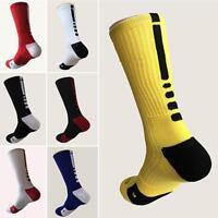 Mens 1Pair Sport Socks Crew Skating Basketball Ankle Sock Casual Socks Sox