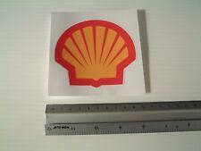 Shell oil Sticker Decal Toolbox Rally Car Motorsport Workshop garage