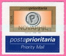 ITALIA 2006  -  POSTA PRIORITARIA  0,60 MILLESIMO - RARO **
