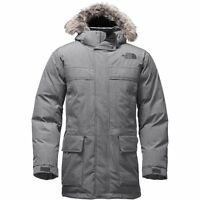 The North Face Hombre Mcmurdo Parka II 550 plumón Tnf MED Gris Heather M L