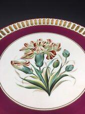 Antique Ashworth Ironstone Cake Platter Stand  Masons