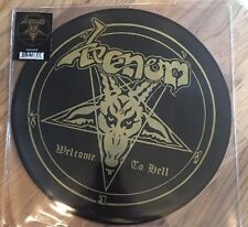 "Venom - Welcome to Hell 12"" LP - Picture-Disc Vinyl  (RSD 2017,Metal Sammlung)"