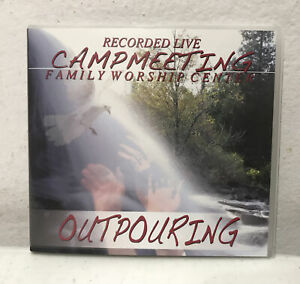 JIMMY SWAGGART - Campmeeting - Outpouring - CD Mint Condition ~Ships Same Day~