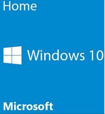 Microsoft windows 10 home online Genuine key lifetime activate 32/64 bit 1 PC