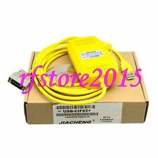 USB-CIF02+ PLC Cable for Omron CPM1/1A/2A/CQM1/C200HE/HX WIN7 Immunity Lightning