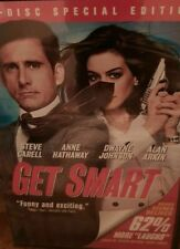 New Sealed Get Smart Dvd 2 Disc Special Edition Only @Target Widescreen