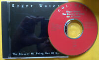 ROGER WATERS The Bravery Of Being Out Of Range PROMO CD SINGLE Amused PINK FLOYD