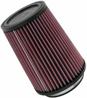 "4"" 100mm 102mm RU-2590 K&N Performance Universal Air Filter 95-102mm K and N"