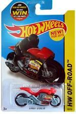2015 Hot Wheels #83 HW Off-Road Hw Moto Street Stealth