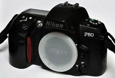 Nikon f60 analogico/film 35mm SLR TOP Condizione